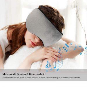 masque de sommeil musical