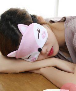 masque pour dormir mignon